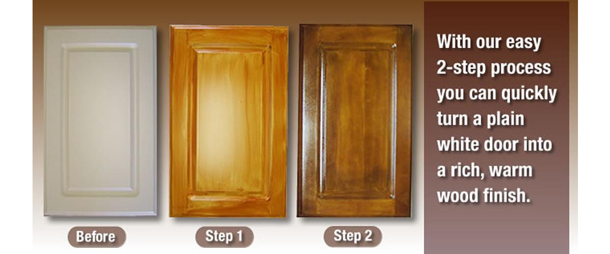 Faux Ez Wood Finishing System